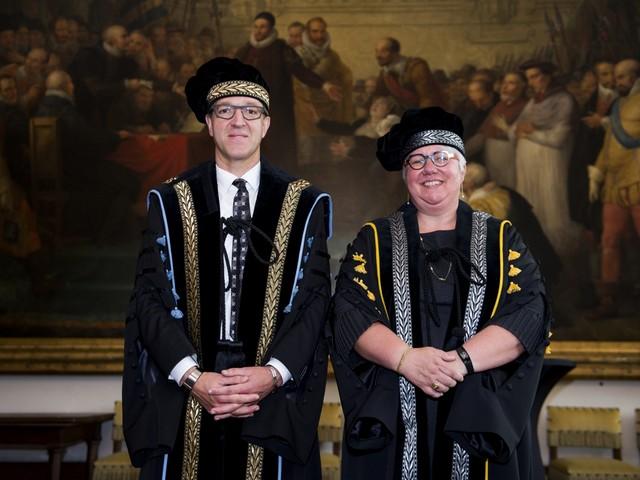 Rik Van de Walle herkozen als rector van de UGent