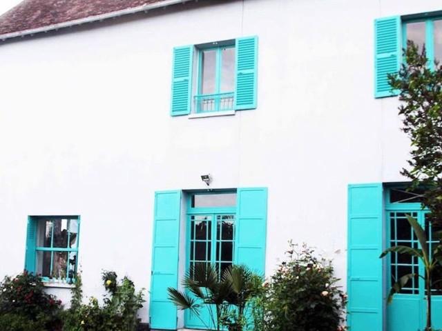 La maison de Claude Monet est en location sur Airbnb