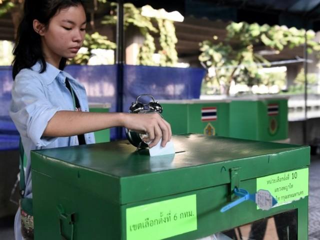 Thaïlande: premières législatives depuis le coup d'Etat de 2014