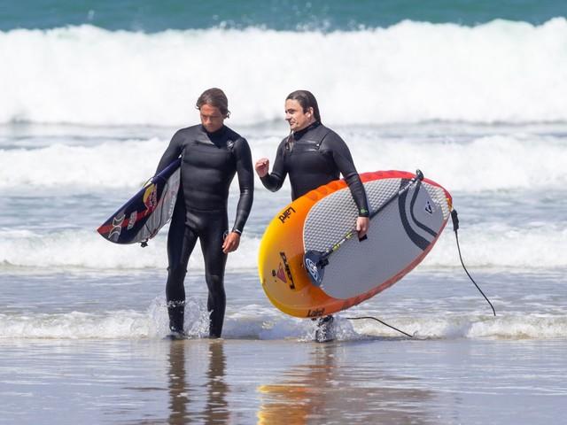 Kai Lenny : sa Full Interview à Biarritz pour Surf Prevention !