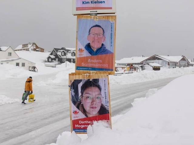 Groenland : un gouvernement anti-uranium et anti-quotas de pêche