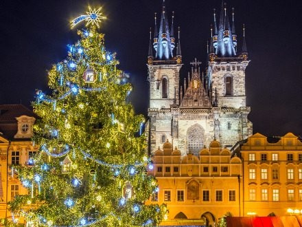 Top 10 des marchés de Noël en Europe