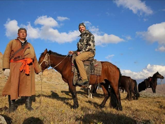 Donald Trump junior schiet zeldzaam schaap dood in Mongolië