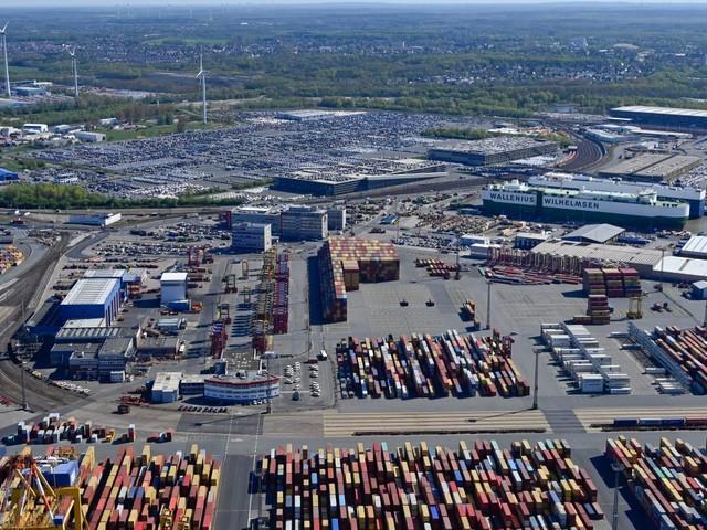 Allemagne: Le PIB soutenu par l'export et la construction au 4e trimestre