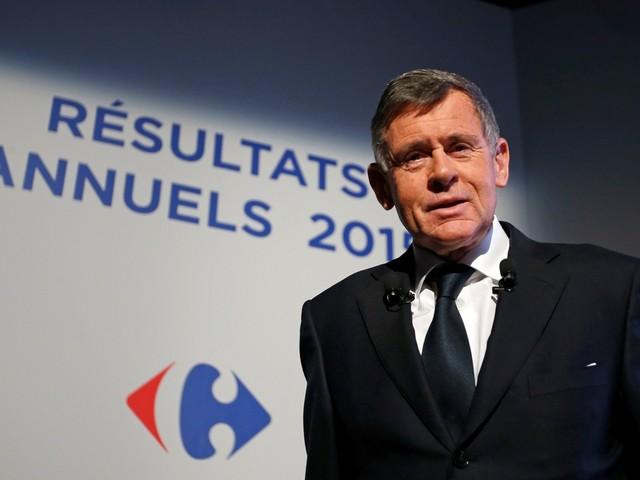 Voormalige topman Carrefour ziet af van vertrekpremie