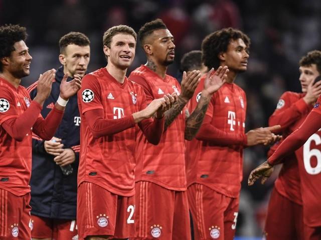 Ligue des champions: le Bayern récolte un montant record de 74 millions d'euros, Bruges en gagne 28 et Genk 24