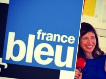Merci France Bleu (interview)