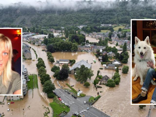 Maud, Andrée, Roger: de nouvelles victimes des inondations identifiées à Chaudfontaine et Esneux