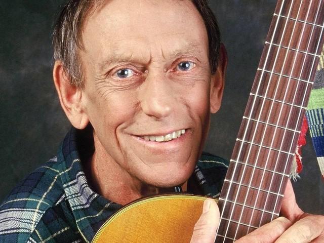 Décès du chanteur folk Graeme Allwright