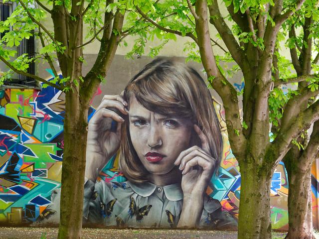 A la découverte du street-art dans le Val-de-Marne