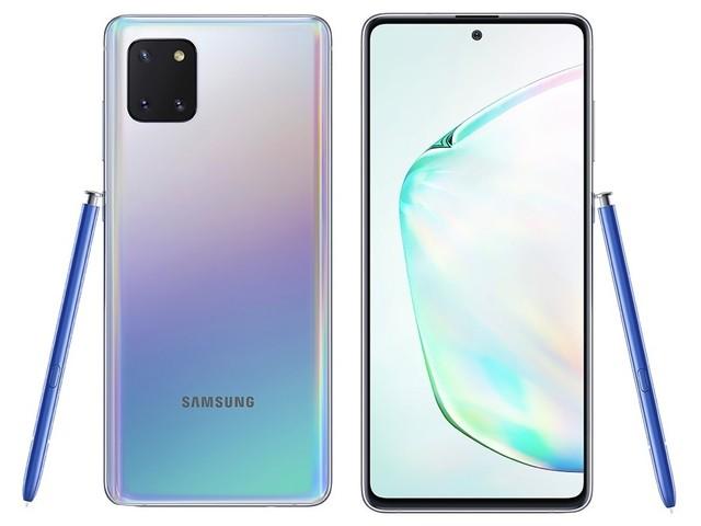 Bon plan : le Galaxy Note 10 lite de Samsung passe sous la barre des 400 euros