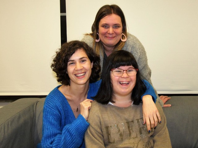 Actrice zet schouders onder project voor mensen met een beperking