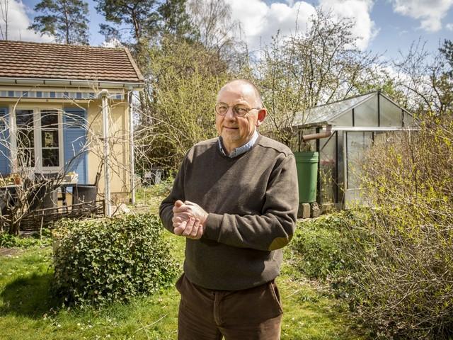 """Michel Follet, geteisterd door gehoorproblemen: """"Ik ben geen kluizenaar, maar wel een eenzaat"""""""
