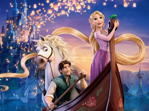 Ce soir M6 rediffuse « Raiponce » de Disney (vidéo)