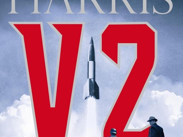 BOEK. Robert Harris - V2