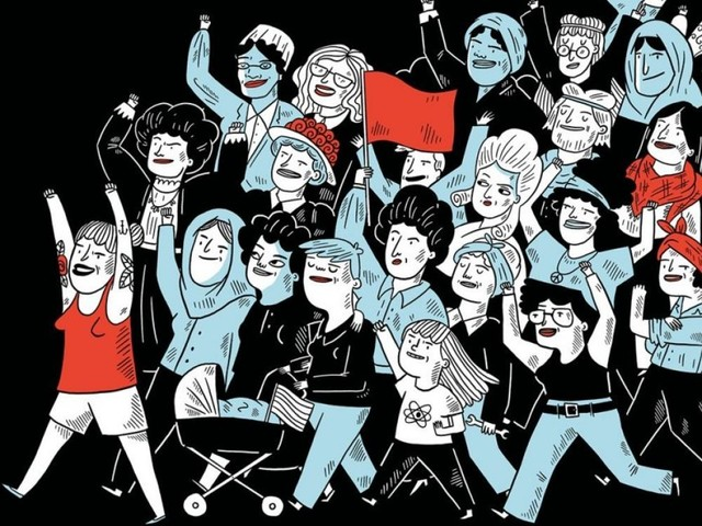 Elles se sont battues pour la liberté et les droits des femmes