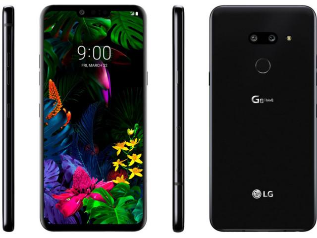 LG G8 ThinQ : l'écran de ce smartphone est aussi un haut-parleur géant
