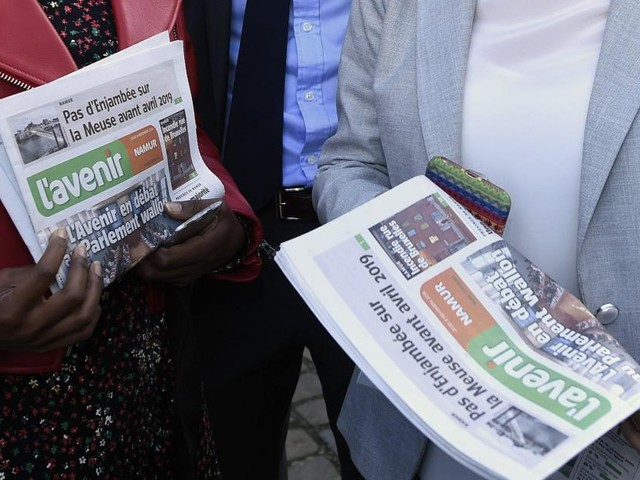 Restructuration aux Editions de l'Avenir: discussions intenses entre la direction et la rédaction pour sortir de la crise