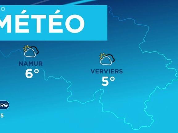 La météo - 03/05/2021