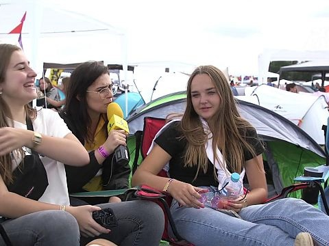 """Pukkelpop geeft tips aan studenten met herexamens: """"Ik geef bijles op de camping"""""""