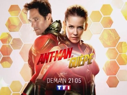 « Ant-Man et la guêpe » : l'histoire de votre film de dimanche soir sur TF1 (inédit)