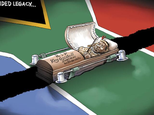 En Afrique du Sud, c'est la zizanie chez les Zoulous