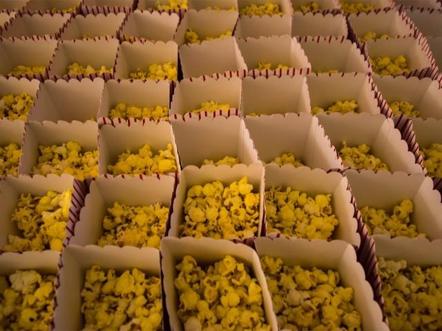 Geen popcorn meer in cinema? Kinepolis 'bekijkt implicaties' mondmaskerplicht