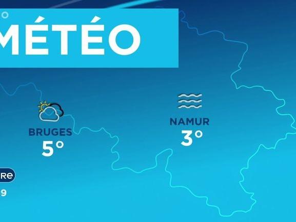 La météo - 20/01/2020
