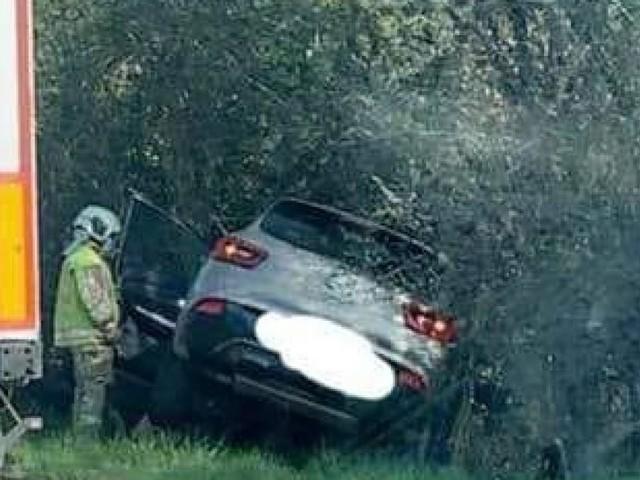 Trois véhicules accidentés sur l'E42 à Villers-le-Bouillet et de gros bouchons