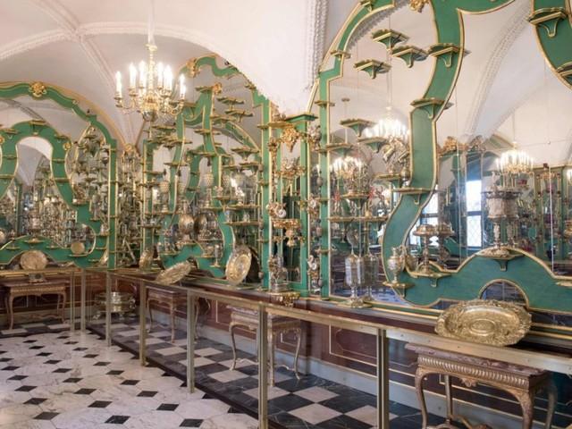 Gestolen juwelen Dresden aangeboden in Israël