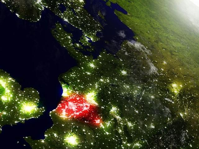 Une météorite tombée sur la Belgique? Un appel à témoins lancé pour retrouver des fragments (vidéo)