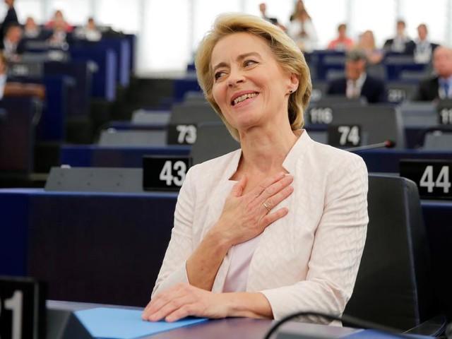 Von der Leyen nipt verkozen als nieuwe Commissievoorzitter