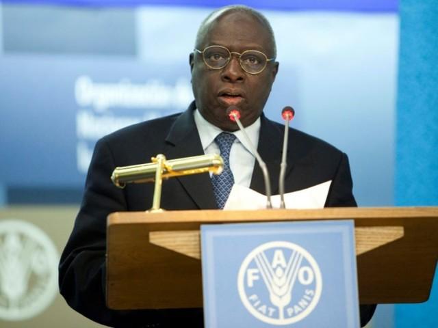 Décès du Sénégalais Jacques Diouf, directeur général de la FAO pendant 18 ans