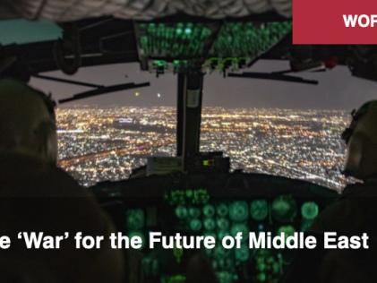 La « guerre » pour l'avenir du Moyen-Orient – Par Alastair Crooke