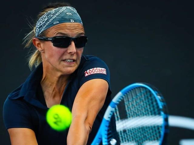 WTA Chicago: Kirsten Flipkens battue au premier tour par Danielle Collins