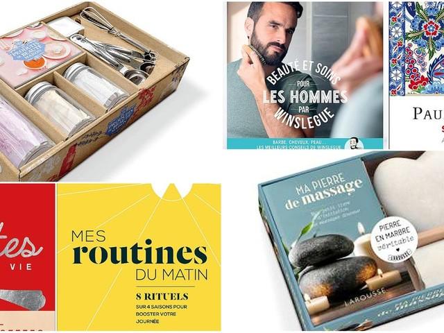 Idées cadeaux: 12 livres pour se faire du bien
