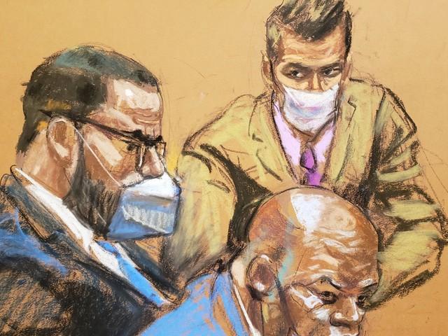 Zanger R. Kelly schuldig aan afpersing en mensenhandel