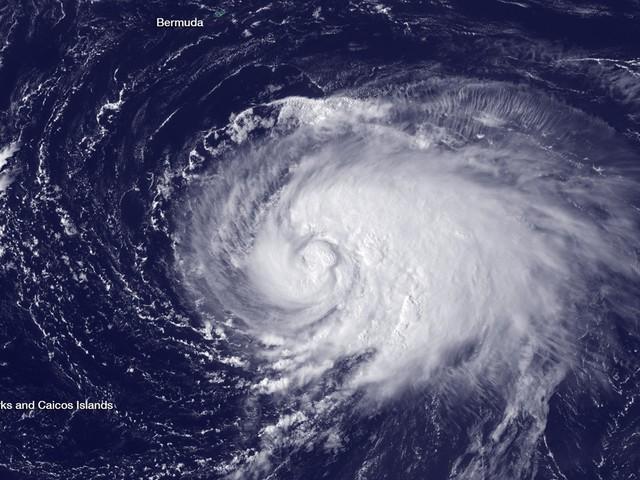 L'ouragan Leslie menace le Portugal, en alerte rouge