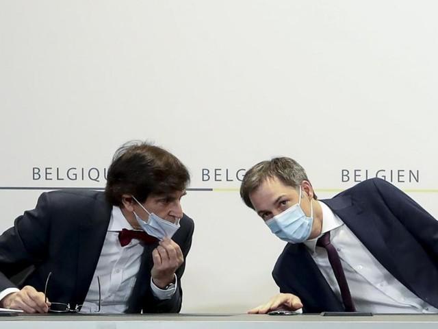 Port du masque, pass sanitaire pour les boîtes de nuit, vaccination à Bruxelles: voici ce qui devrait être sur la table du Codeco ce vendredi