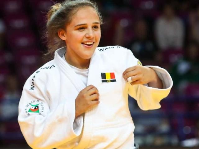 Judo : Alessia Corrao rentre à l'Armée belge !