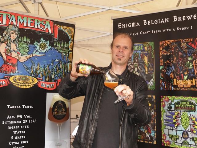 Heusdense brouwerij lanceert bier van goudgele hop