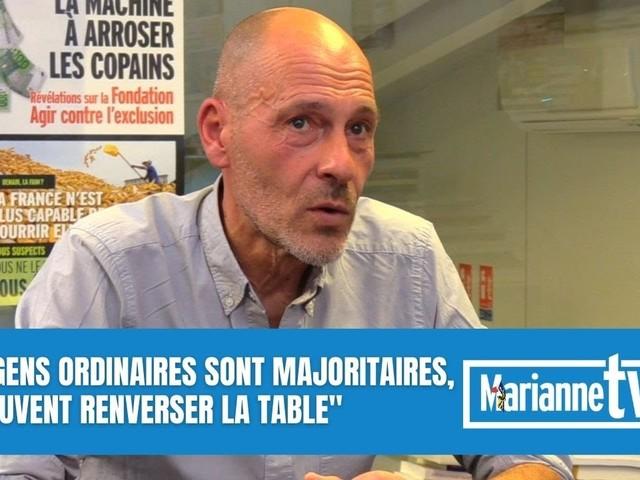 Christophe Guilluy : «Les gens ordinaires peuvent renverser la table»