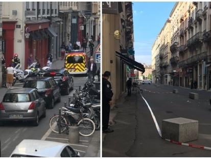 Un colis piégé explose à Lyon: 13 personnes blessées, les premières images du suspect dévoilées (VIDEO)
