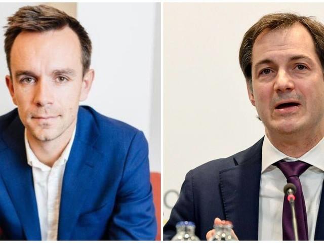 Qui est Sam Proesmans, conseiller Santé et bras droit d'Alexander De Croo?