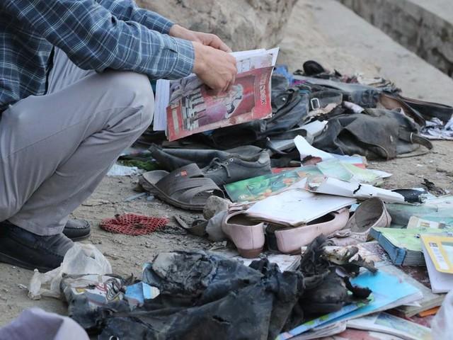 Massacre dans une école de filles de Kaboul