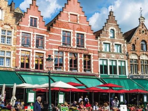 Op citytrip in Brugge en niet weten waar te gaan eten of drinken? Langs deze plaatsen moet je zeker eens passeren!
