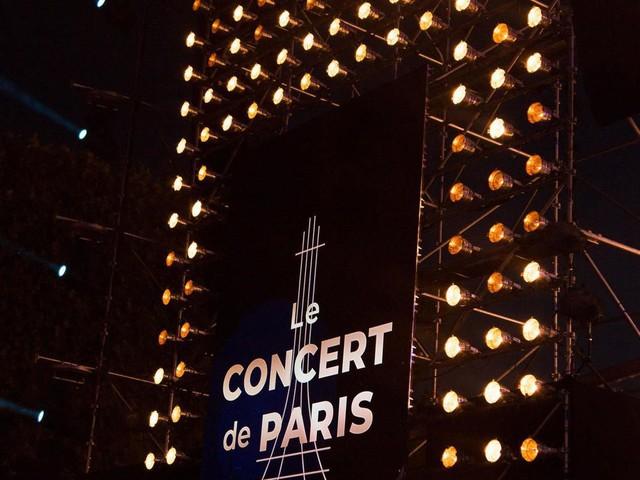 Programmation du Concert de Paris du mercredi 14 juillet 2021 sur France 2 et France Inter (artistes).