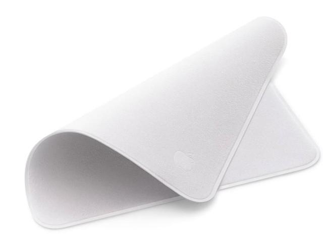 Apple dévoile une chiffonnette pour nettoyer l'écran de son iPhone, vendue 25 euros