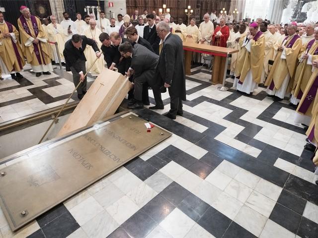 Abschied von Kardinal Godfried Danneels