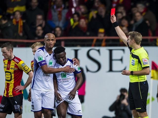 Anderlecht riskeert 2.500 euro boete voor bommetje in Mechelen